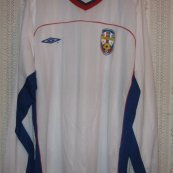 Away football shirt 2005 - ?