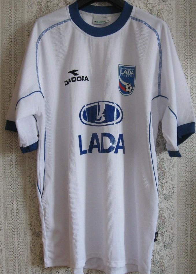 Lada Football Team