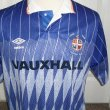 Third football shirt 1990 - 1991