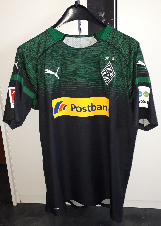 Borussia Mönchengladbach Away football shirt 2018 - 2019 ...