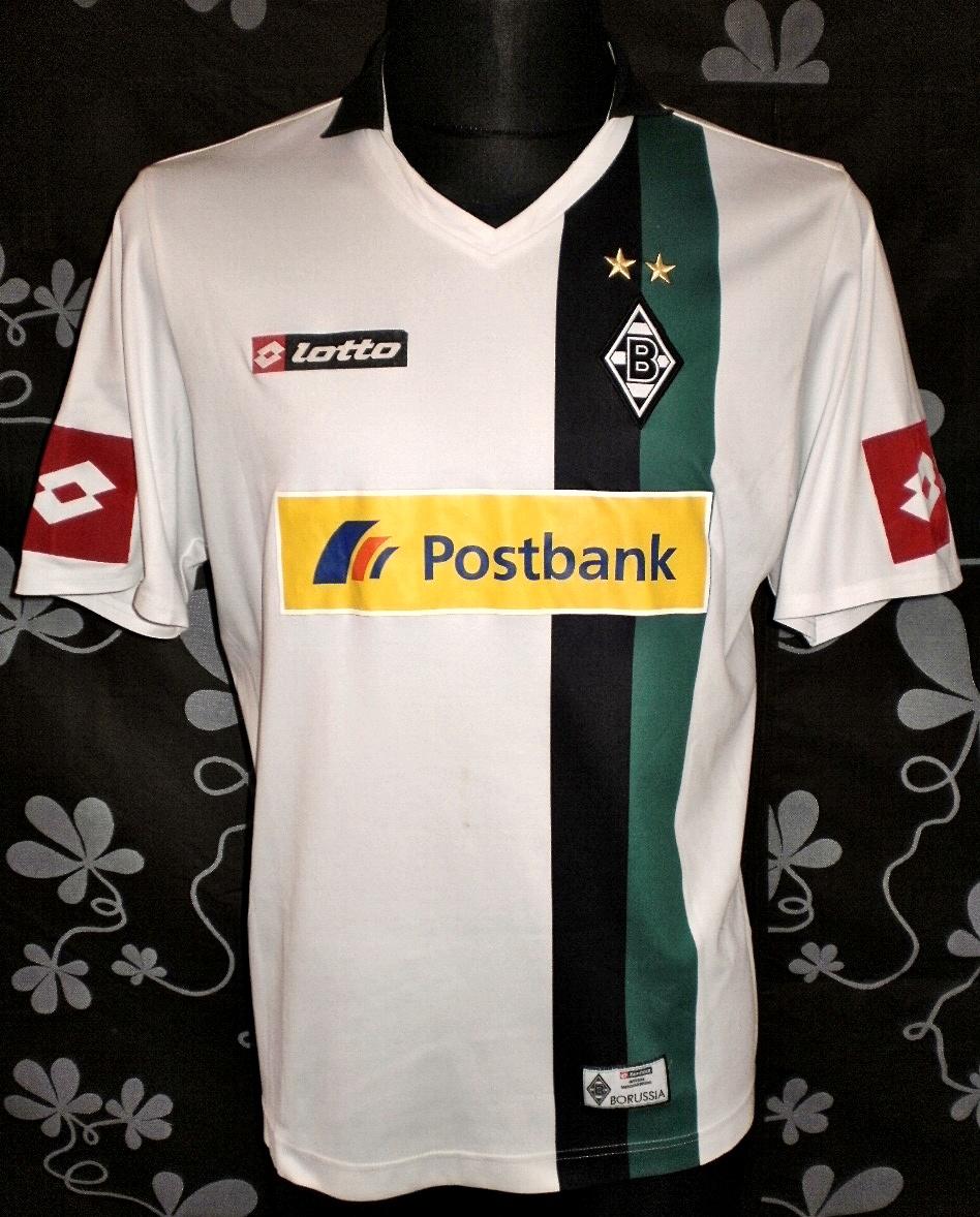 Borussia Mönchengladbach Home Fußball-Trikots 2009