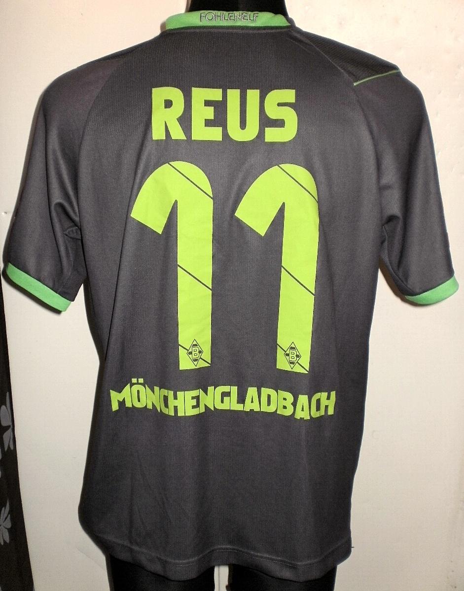 Camiseta Borussia Mönchengladbach 2017