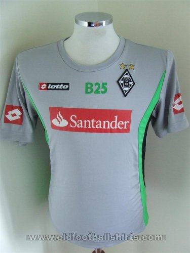 Borussia Mönchengladbach Training/Leisure football shirt 2011 - 2012