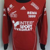 Goalkeeper football shirt 2002