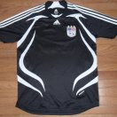 Cleveland United football shirt 2009 - 2010