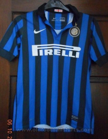 Internazionale Home football shirt 2011 - 2012