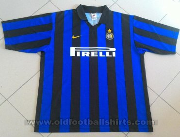 Internazionale Home football shirt 1998 - 2000