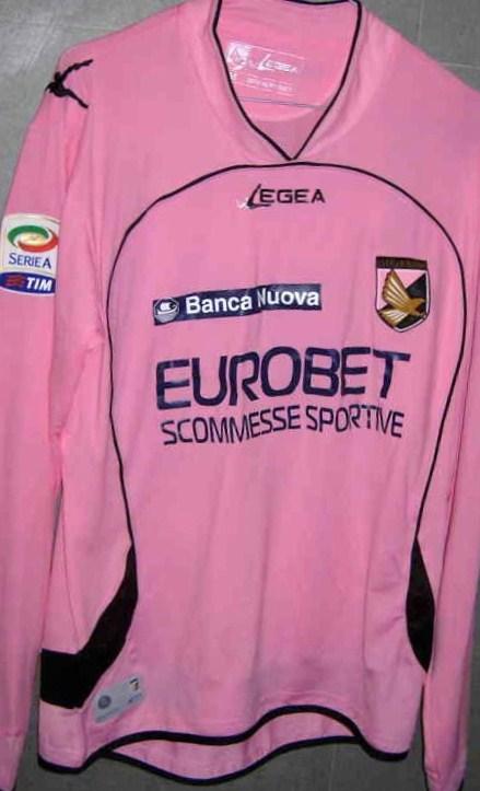 70f726c1e74 ... javier pastore size l. Palermo Home Camiseta de Fútbol 2010 - 2011