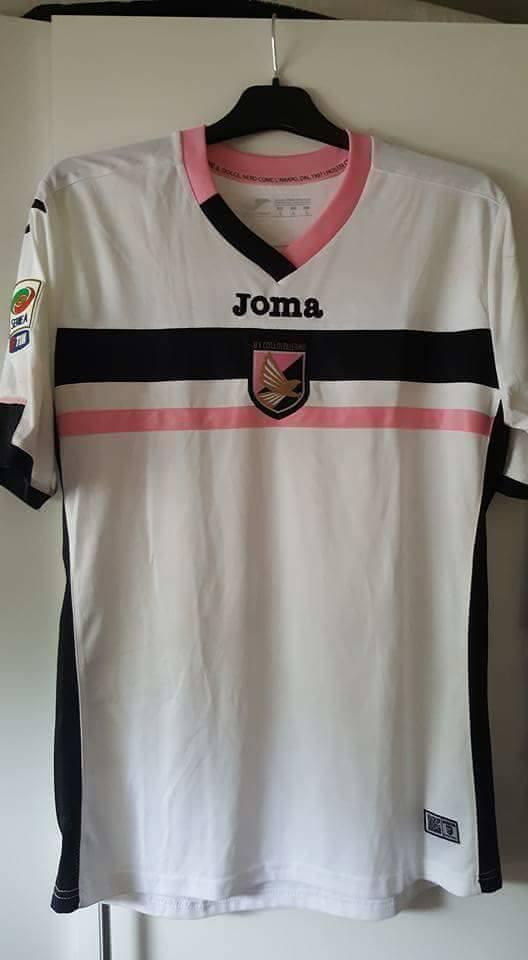 68fff338de8ba Palermo Away camisa de futebol 2014 - 2015.