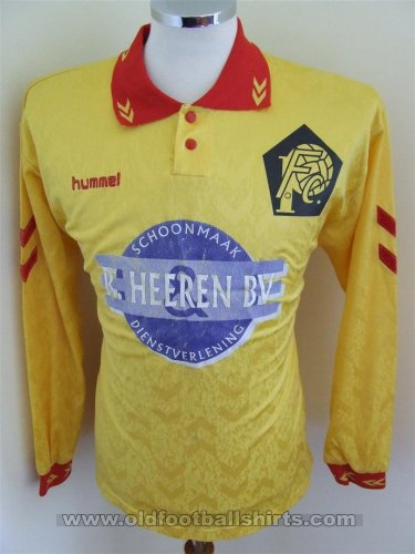 FC Purmerend Home football shirt (unknown year)