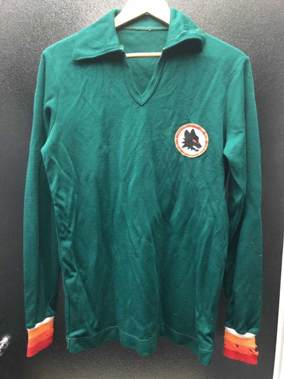 brand new bec4a 716e1 Roma Goalkeeper football shirt 1979 - 1980.