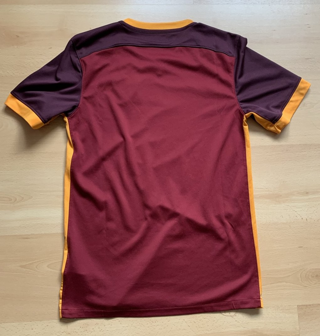 Roma Home football shirt 2015 - 2016. ebfd8d137