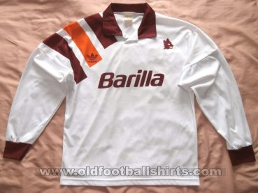 Roma Away football shirt 1993 - 1994