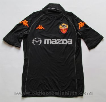 Roma Third football shirt 2002 - 2003