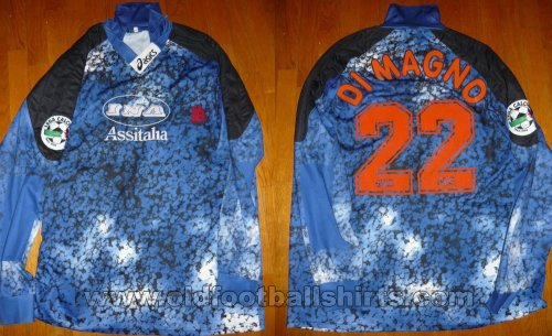 Roma Goalkeeper football shirt 1996 - 1997