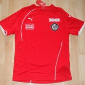 Training/Leisure football shirt 2006 - 2007