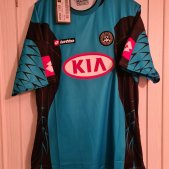 Udinese Gardien de but Maillot de foot 2005 - 2006