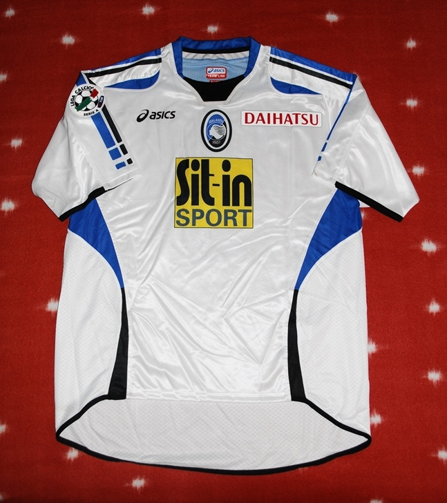 2007-08 Montolivo Fiorentina Matchworn Shirt Signed No Milan Atalanta Italy Fußball-Trikots Fußball-Artikel