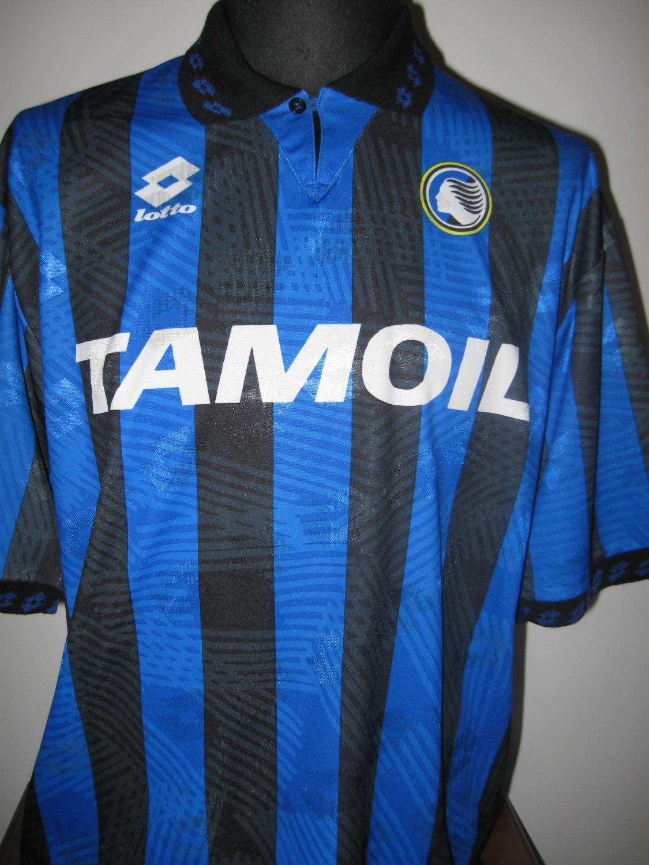 Atalanta Home maglia di calcio 1991 - 1994.
