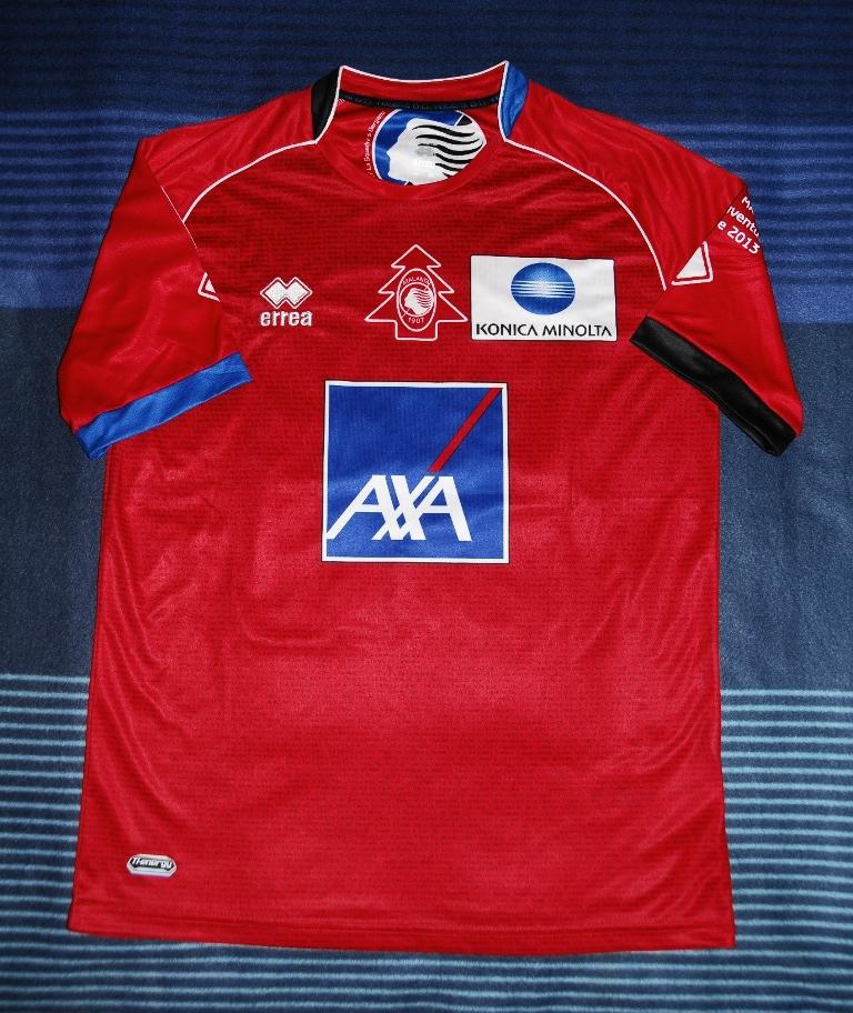 2007-08 Montolivo Fiorentina Matchworn Shirt Signed No Milan Atalanta Italy Fußball-Trikots von ausländischen Vereinen