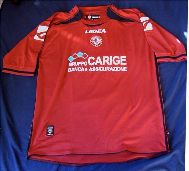 Livorno Home maglia di calcio 2005 - 2006. c99f278f2d917