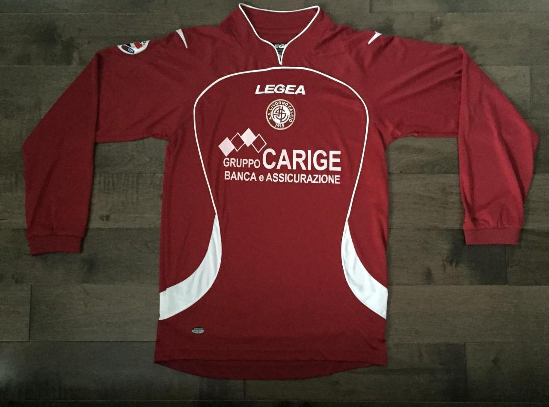 Livorno Home maglia di calcio 2010 - 2011. 15dda88b90309