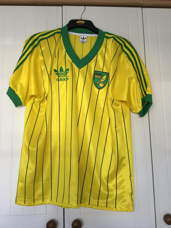 Buy Norwich  Home Shirt