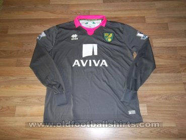 Norwich City Home Fußball-Trikots 2011 - ?