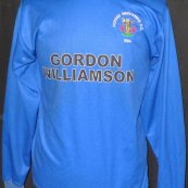 Goalkeeper football shirt 2005 - 2007