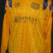 Away football shirt 1995 - 2000