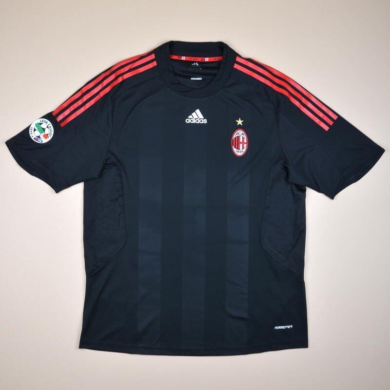 half off 0f556 bdcd5 AC Milan Third football shirt 2008 - 2009.