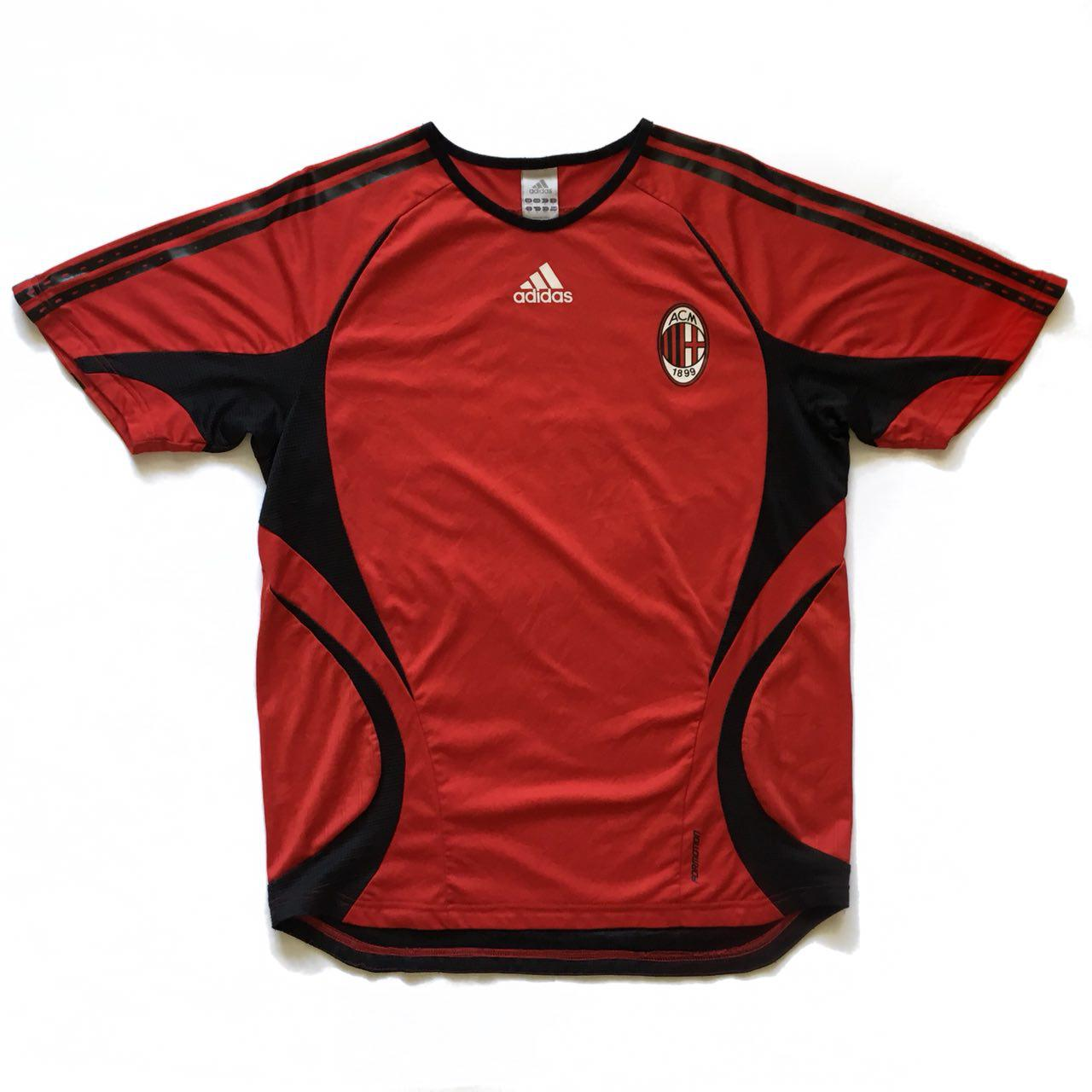 Maillot entrainement AC Milan nouvelle