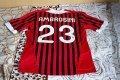 AC Milan Home football shirt 2011 - 2012