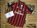 AC Milan Home football shirt 2013 - 2014