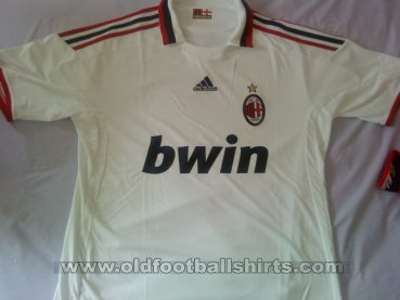 AC Milan Away football shirt 2009 - 2010