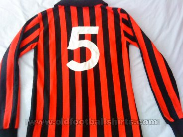 AC Milan Home football shirt 1982 - 1983