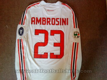 AC Milan Away football shirt 2008 - 2009