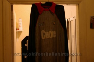 AC Milan Goalkeeper football shirt 1983 - 1984