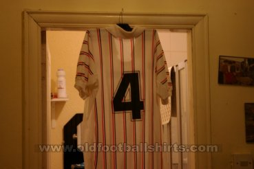AC Milan Away football shirt 1985 - 1986