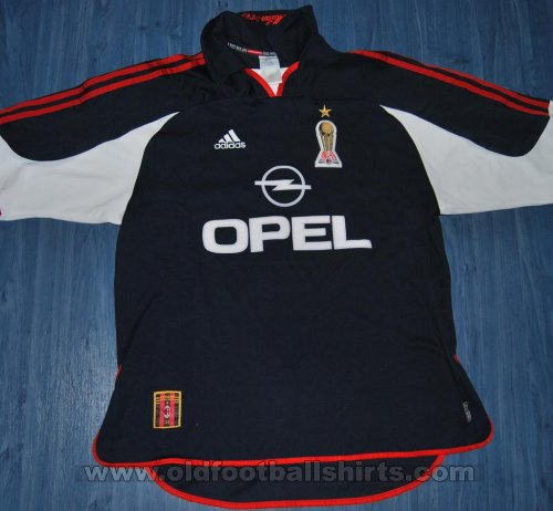 AC Milan Special football shirt 1999 - 2000