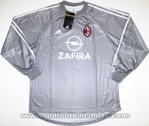 AC Milan Goalkeeper football shirt 2005 - 2006