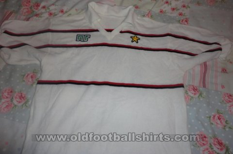 AC Milan Away football shirt 1983 - 1984
