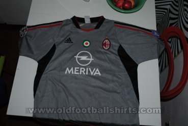 AC Milan Third football shirt 2003 - 2004