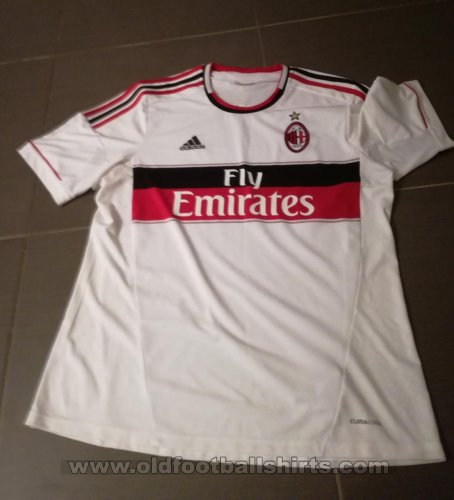 AC Milan Away football shirt 2012 - 2013