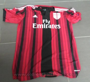 AC Milan Home football shirt 2014 - 2015