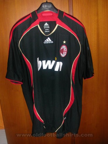 AC Milan Home football shirt 2006 - 2007