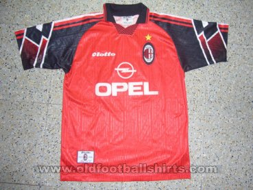 AC Milan Away football shirt 1997 - 1998