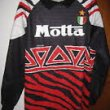 Goalkeeper football shirt 1991 - 1992