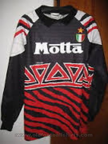 AC Milan Goalkeeper football shirt 1991 - 1992