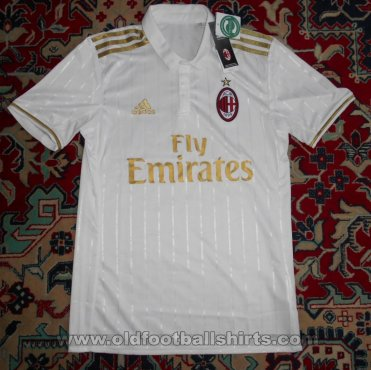 AC Milan Away футболка 2016 - 2017